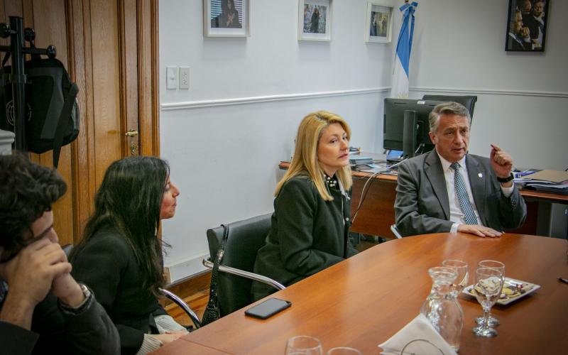 Convenio de cooperación con la Universidad del Salvador