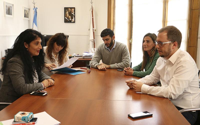 Convenio con el Ministerio de Justicia de la Provincia de Buenos Aires