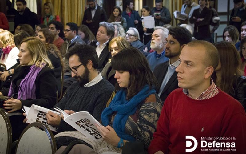 """Presentación de la Revista Institucional """"Protesta Social"""""""
