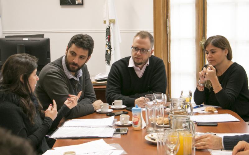 El MPD participó en una nueva reunión de la Red de Prestadores de Servicios Jurídicos de la CABA