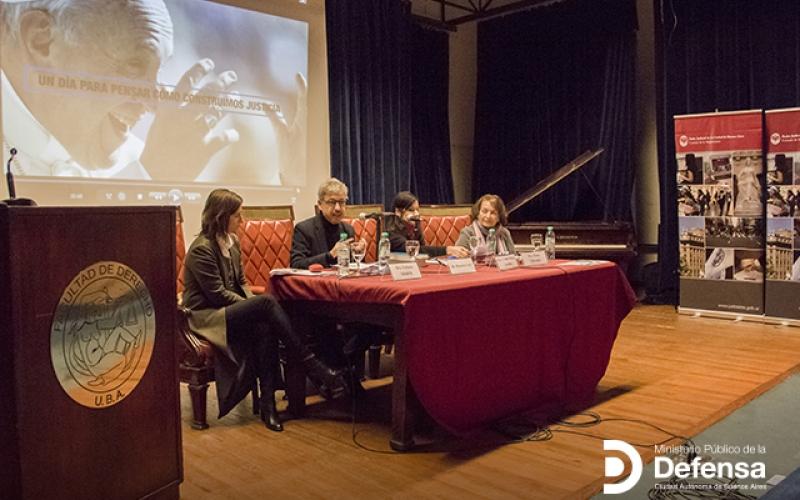 El MPD estuvo presente en la Primera Jornada sobre Derechos Sociales y Doctrina Franciscana