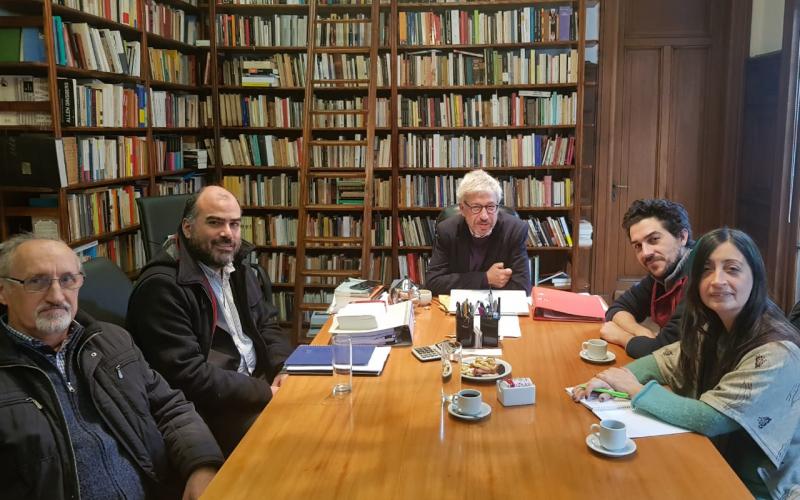 Nueva reunión por el acuerdo sobre Cine Teatro Urquiza