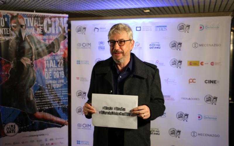 El MPD en la 10° edición del Festival Internacional de Cine Migrante