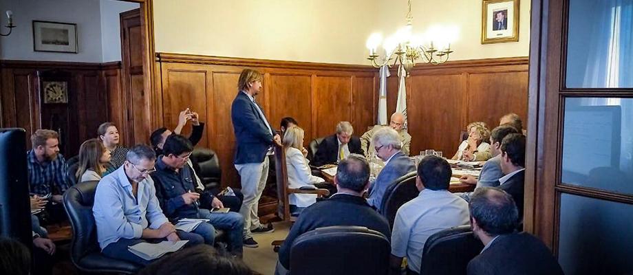 Audiencia en el TSJ por la urbanización de Rodrigo Bueno