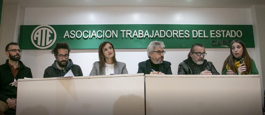 El MPD presentó los resultados del 2° Censo Popular de Personas en Situación de Calle