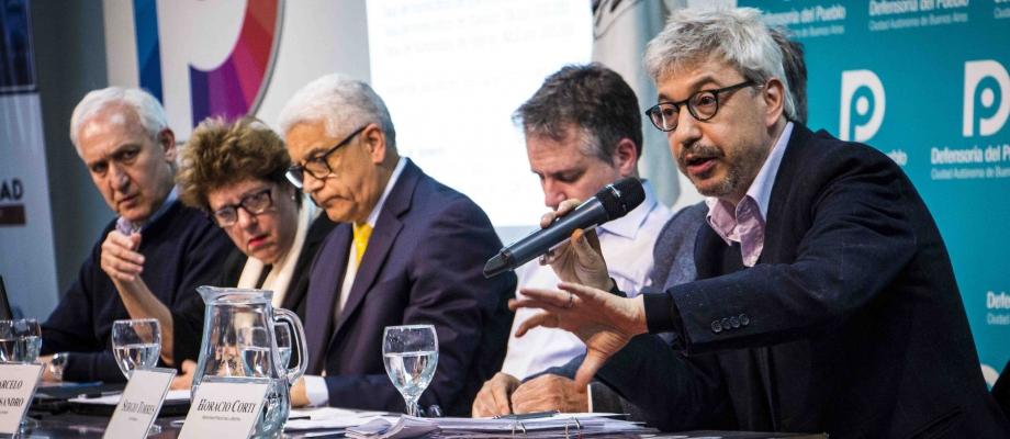 El MPD participó del Seminario Regional sobre Derechos Humanos y Seguridad