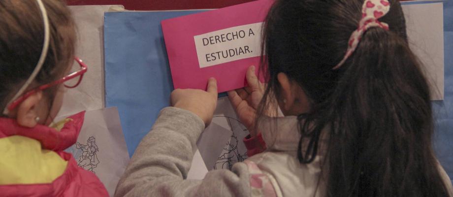 El Gobierno porteño deberá asegurar el cuidado de los hijos de dos estudiantes durante la cursada