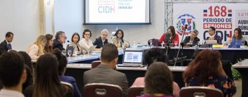 El Defensor General expuso en la Comisión Interamericana de Derechos Humanos