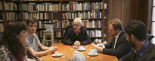 Convenio de cooperación con la Asociación Somos, de la Villa 31