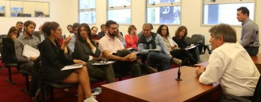 Defensores y Secretarios del MPD se capacitaron en nuevas herramientas de litigación
